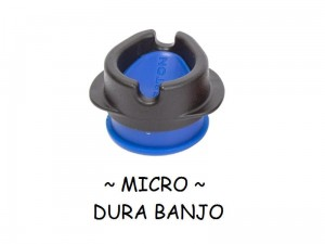 Forma DURA BANJO Quick Release Mould - MICRO PRESTON