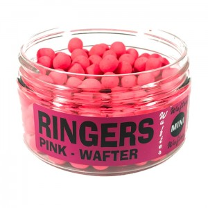 Dumbells Chocolate Pink Wafters MINI RINGERS