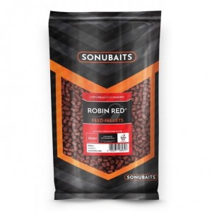 Pellet ROBIN RED 6mm - Feed Pellets 900g SONUBAITS
