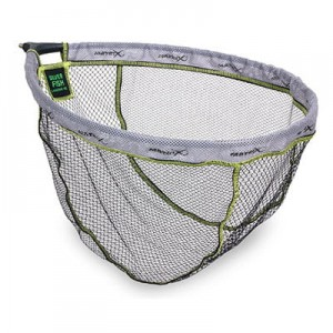 Kosz do podbieraka 50x40cm Silver Fish Landing Net MATRIX