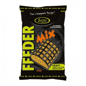 Zanęta Feeder Mix HEAVY 2kg LORPIO
