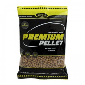 Pellet METHOD BASIC 2mm / 700g LORPIO