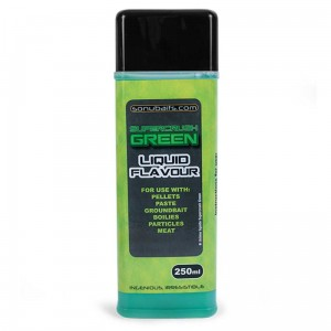Liquid GREEN 250ml SONUBAITS
