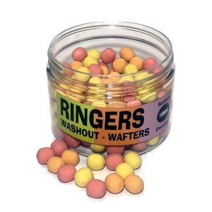 Dumbells Chocolate Washout Wafters 10mm RINGERS