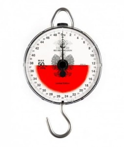 Waga Reuben Heaton - Limited Production Scale Metric Only 50kg - Poland